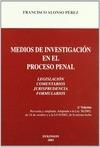 MEDIO DE INVESTIGACIÓN EN EL PROCESO PENAL