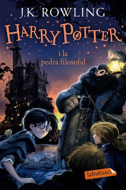 HARRY POTTER I LA PEDRA FILOSOFAL.