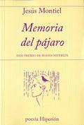 MEMORIA DEL PAJARO.