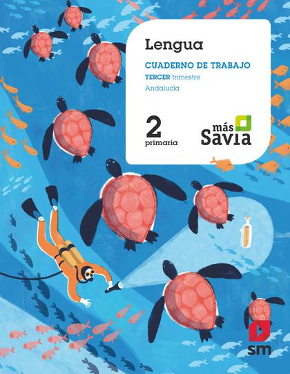 LENGUA 2ºEP ANDALUCIA MAS SAVIA 19.