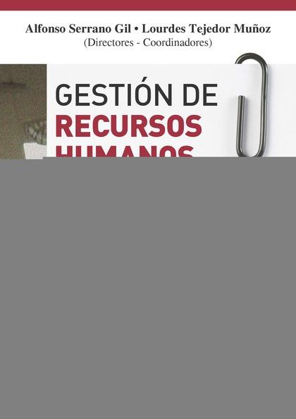 GESTIÓN DE RECURSOS HUMANOS EN ENFERMERÍA.