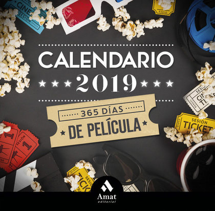 CALENDARIO CINE 2019
