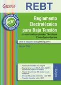 REGLAMENTO ELECTROTÉCNICO PARA BAJA TENSIÓN : Y SUS INSTRUCCIONES TÉCNICAS COMPLEMENTARIAS