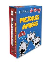 ESTUCHE MEJORES AMIGOS ROWLEY - GREG.