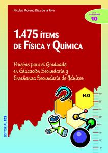 1475 ÍTEMS DE FÍSICA Y QUÍMICA