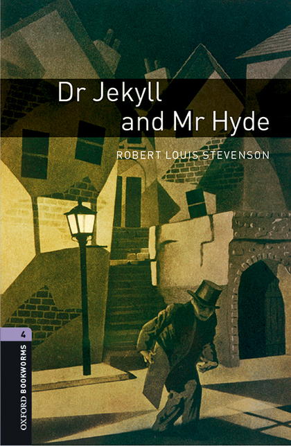 DR.JEKYLL AND MR.HYDE OBL 4 +MP3 PACK