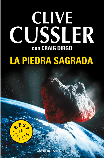 La piedra sagrada (Juan Cabrillo 2)