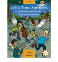 CELLO TIME SPRINTERS +CD (IMPORTACION).