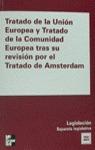 TRATADO UNION EUROPEA TRATADO C.U. SEPARATA