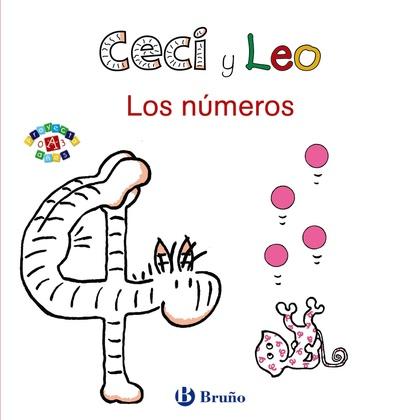 CECI Y LEO. LOS NÚMEROS.
