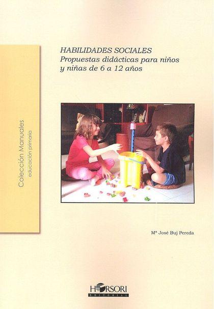 HABILIDADES SOCIALES PROPUESTAS DIDACTICAS NIÑOS 6