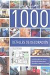 1000 DETALLES DE DECORACIÓN
