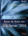 Bases de datos con SQL Server 2005