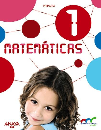 MATEMÁTICAS 1. (CON CUADERNO.)