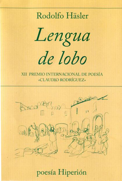 LENGUA DE LOBO                                                                  XII PREMIO INTE