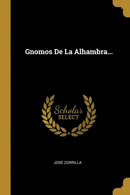 GNOMOS DE LA ALHAMBRA....