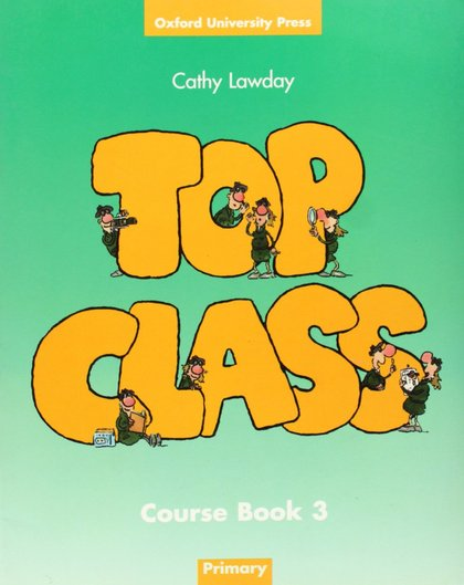 TOP CLASS COURSE BOOK 3