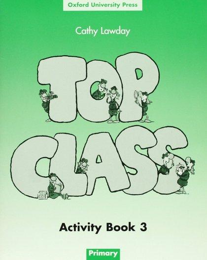 TOP CLASS ACTIVITY BOOK 3