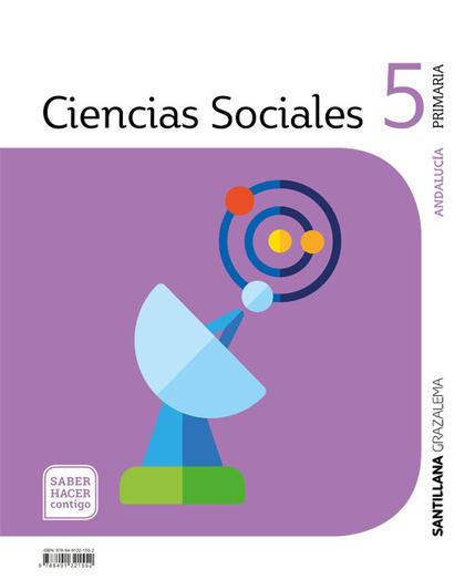 CIENCIAS SOCIALES 5 PRIMARIA SABER HACER CONTIGO.