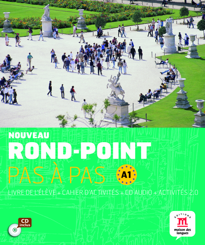 NOUVEAU ROND POINT PAS A PAS A1 NB 15.