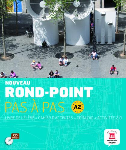 NOUVEAU ROND POINT PAS A PAS A2 NB 15.