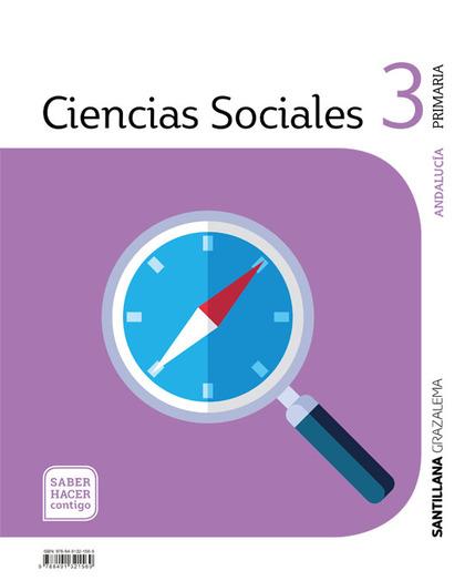 CIENCIAS SOCIALES 3 PRIMARIA SABER HACER CONTIGO.