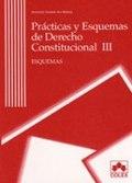 PRÁCTICAS Y ESQUEMAS DE DERECHO CONSTITUCIONAL III