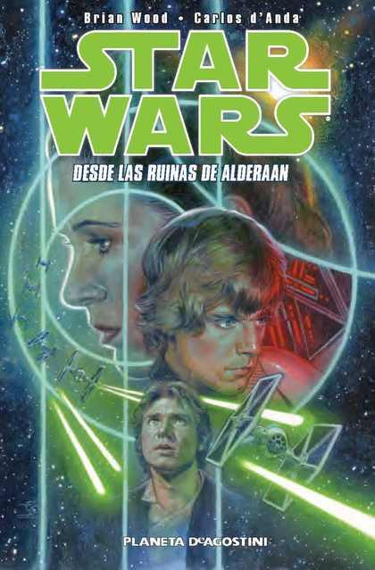STAR WARS, DESDE LAS RUINAS DE ALDERAAN