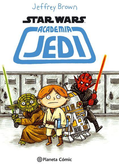 STAR WARS ACADEMIA JEDI Nº 01/03.