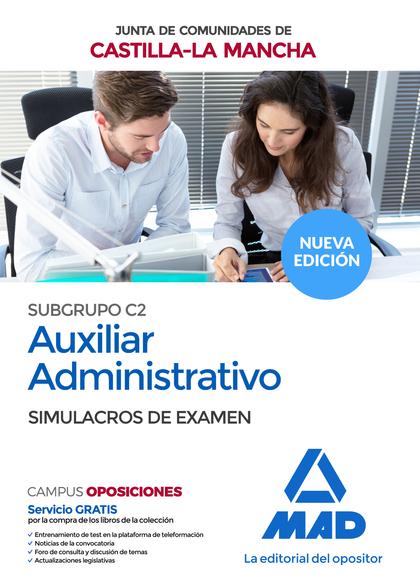 AUXILIAR ADMINISTRATIVO SUB-C2. SIMULACROS EXAMEN.