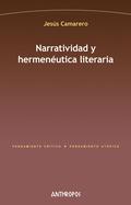 NARRATIVIDAD Y HERMENEUTICA LITERARIA.
