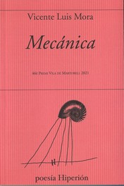 MECANICA. 46Ê PREMI VILA DE MARTORELL 2021