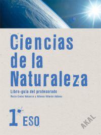 CIENCIAS DE LA NATURALEZA 1º ESO. LIBRO DEL PROFESOR.