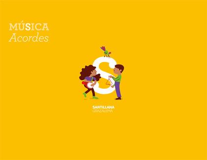 MUSICA ACORDES 3 PRIMARIA.