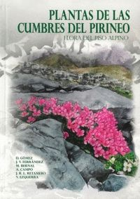 PLANTAS DE LAS CUMBRES DEL PIRENEO.