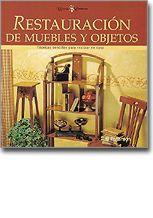 RESTAURACION DE MUEBLES Y OBJETOS