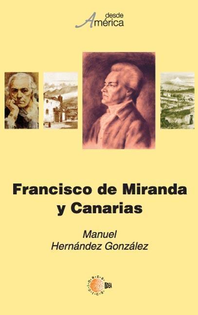 FRANCISCO DE MIRANDA Y CANARIAS