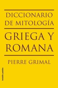 DICCIONARIO DE MITOLOGIA GRIEGA Y ROMANA (BOLSILLO