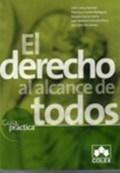 EL DERECHO AL ALCANCE DE TODOS