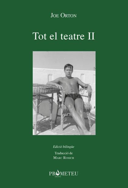 JOE ORTON, TOT EL TEATRE II.