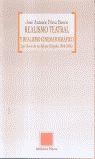 REALISMO TEATRAL Y REALISMO CINEMATOGRÁFICO: LAS CLAVES DE UN DEBATE (