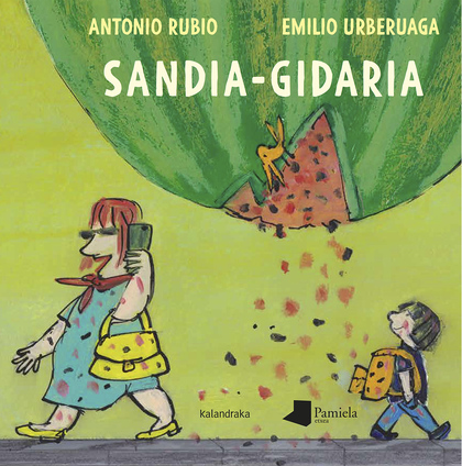 SANDIA-GIDARIA.