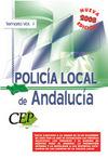 TEMARIO OPOSICIONES VOL. I POLICÍA LOCAL DE ANDALUCÍA.