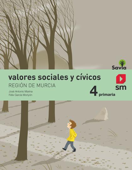 VALORES SOCIALES Y CÍVICOS.  4. PRIMARIA. MURCIA.