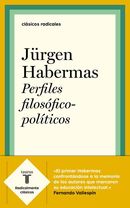 PERFILES FILOSÓFICO-POLÍTICOS.
