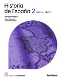 PROYECTO LA CASA DEL SABER, HISTORIA DE ESPAÑA, 2 BACHILLERATO