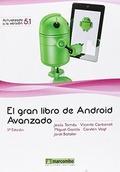 EL GRAN LIBRO DE ANDROID AVANZADO.