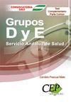 TEST COMPLEMENTARIO OPOSICIONES GRUPOS D Y E SERVICIO ANDALUZ DE SALUD (SAS).