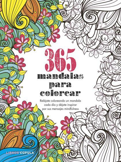 365 MANDALAS PARA COLOREAR.