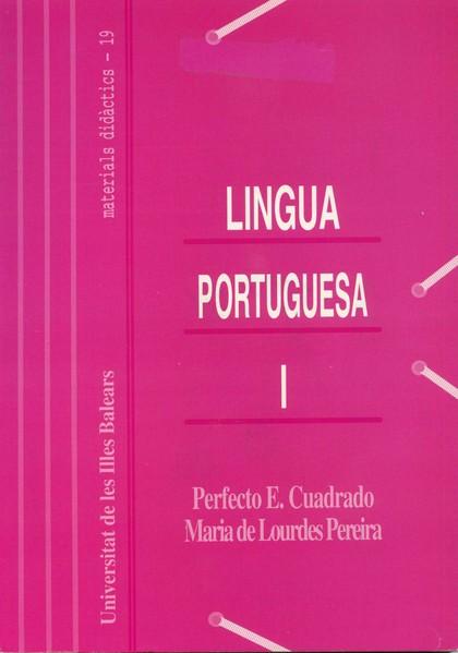 LINGUA PORTUGUESA I